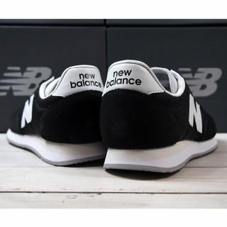 ニューバランス(New Balance)のニューバランス スニーカー 黒 ブラック 白 黒 ランニングシューズ(スニーカー)
