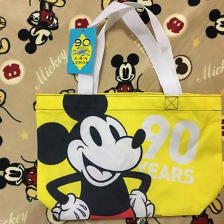ディズニー(Disney)のミッキー 90thデザイン ランチトートバッグ (トートバッグ)