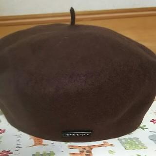 アニエスベー(agnes b.)のアニエスbベレー帽(ハンチング/ベレー帽)