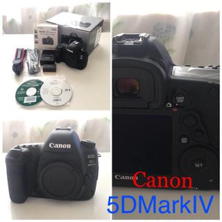Canon - Canon 5d markⅣ マーク4 フルサイズ  5DMarkⅣ