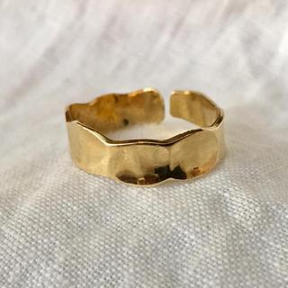 真鍮 リング  指輪. No.6