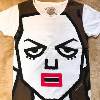 ラルクアンシエル(L'Arc~en~Ciel)のhyde かおT ラルク Tシャツ(ミュージシャン)