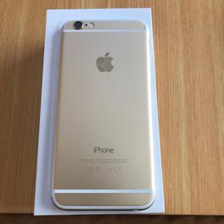 iPhone - iPhone6 大容量128gb docomo/SoftBank限定SIMフリー