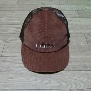エルエルビーン(L.L.Bean)のL.L.Bean キャップ 54センチ 茶色(帽子)