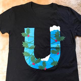 グランドキャニオン(GRAND CANYON)のUVERworld クリスマスライブ Tシャツ(Tシャツ/カットソー(半袖/袖なし))