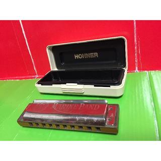HOHNER ハーモニカ/ホーナー社 ブルースハープ マリンバンド〈A〉(ハーモニカ/ブルースハープ)