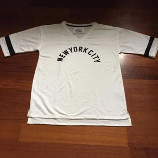 ジーユー(GU)のTシャツ(Tシャツ(半袖/袖なし))