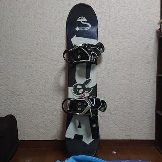 バートン(BURTON)のスノーボード&バンディング(ボード)