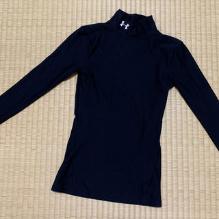 アンダーアーマー(UNDER ARMOUR)の野球用アンダーシャツ ブラック 120(ウェア)