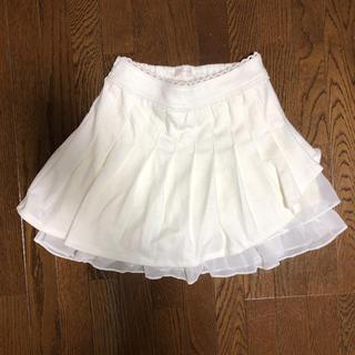 リズリサ(LIZ LISA)のLIZ LISA プリーツスカパン(ミニスカート)