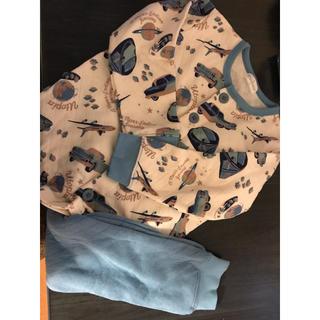 ブリーズ(BREEZE)の新品未使用 ブリーズ パジャマ 120 長袖(パジャマ)