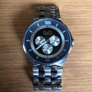 DOLCE&GABBANA - D&G DOLCE&GABBANA ドルチェ&ガッバーナ腕時計
