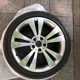 フォルクスワーゲン(Volkswagen)のワーゲン 純正ホイール 18インチ 8J  ET44 高輝塗装仕上げ(タイヤ・ホイールセット)
