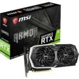 MSI GeForce RTX 2070 ARMOR 8G  (PCパーツ)