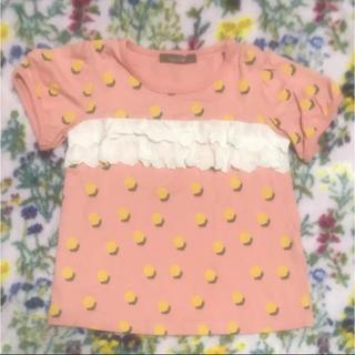 ニコフラート(nicohrat)のnico hrat Tシャツ 95センチ (Tシャツ/カットソー)