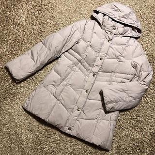 アリスバーリー(Aylesbury)の《アリスバーリー》 ダウンコート コート Mサイズ アイボリー 冬物(ダウンコート)