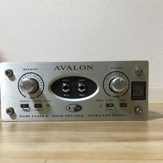avalon design U5 ダイレクトボックス(エフェクター)