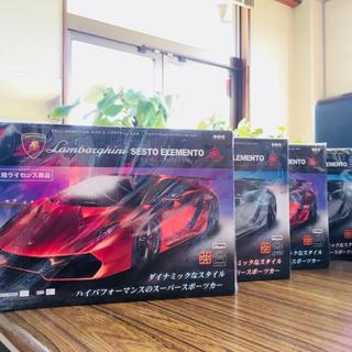 4台SET ラジコン Lamborghini SESTO ELEMENTO