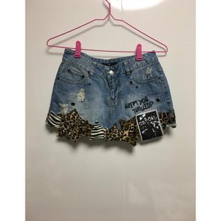 ジェーエスジー(JSG)のスカート JSG(ミニスカート)