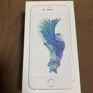iPhone - iPhone6s 32GB シルバー simフリー
