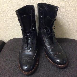 ウルヴァリン(WOLVERINE)のウルヴァリン ブーツ 約25.5cm 中古美品 サイズが合わないため出品致します(ブーツ)