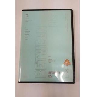 シーエヌブルー(CNBLUE)の2017 CNBLUE LIVE [BETWEEN US] TOUR DVD(ミュージック)