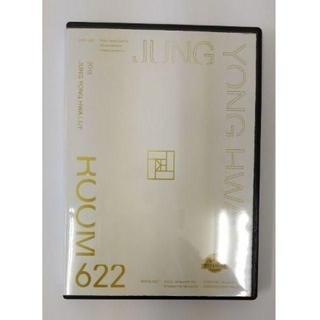 シーエヌブルー(CNBLUE)の2018 JUNGYONGHWA LIVE [ROOM 622] DVD(ミュージック)