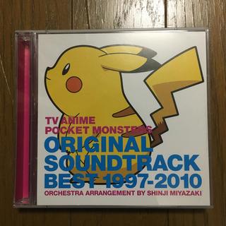 ポケモン(ポケモン)のポケモン CD 音楽 サウンドトラック(ゲーム音楽)