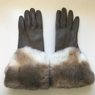 トゥモローランド(TOMORROWLAND)のジョルジュ モラン グローブ   ドゥーズィエムクラス ドゥロワー  (手袋)