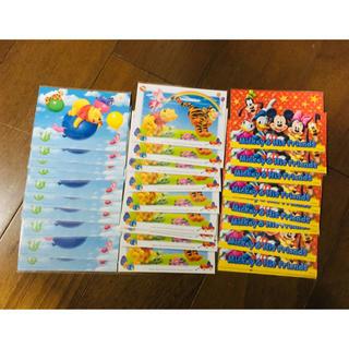 ディズニー(Disney)のDisney ポストカード(写真/ポストカード)