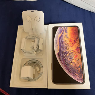 iPhone - iPhone xs   イヤホン、充電器