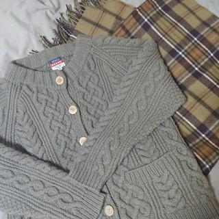サンタモニカ(Santa Monica)のフィッシャーマンニット vintage(ニット/セーター)