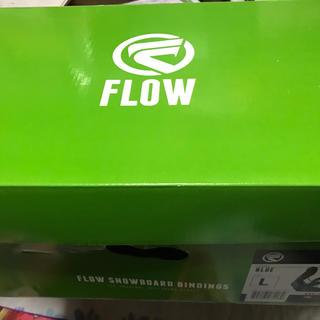 フロー(FLOW)の☆FLOW 15-16 FIVE FUSION ☆サイズL☆ビンディング☆(バインディング)