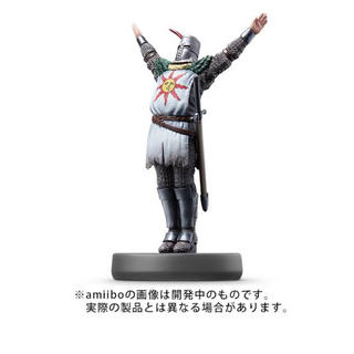 ニンテンドウ(任天堂)の新品未開封 ソラール amiibo ダークソウル(ゲームキャラクター)