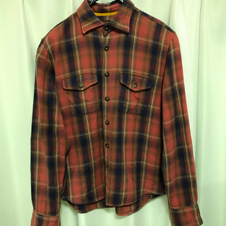 ニーキュウイチニーキュウゴーオム(291295=HOMME)の291295=HOMME チェックシャツ(シャツ)