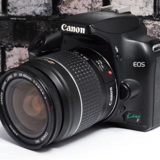 Canon - ★ロゴが可愛い★Canon kiss F キャノン