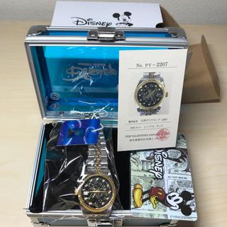 ディズニー(Disney)のディズニー世界限定 腕時計(腕時計(アナログ))