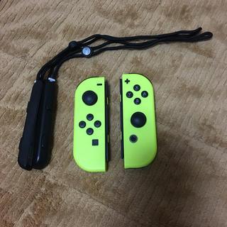 ニンテンドウ(任天堂)のスイッチ ジョイコン  ジャンク品(携帯用ゲーム本体)