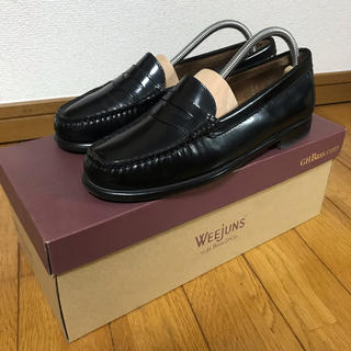 ジーエイチバス(G.H.BASS)のG.H.BASS ローファー black(ローファー/革靴)