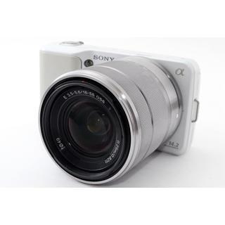 SONY - ☆Wi-Fiでスマホへ☆付属品充実☆ソニー NEX-3D レンズ