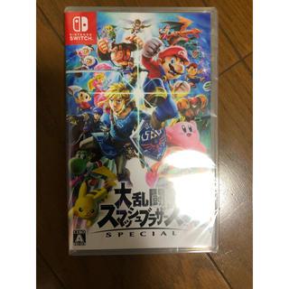 ニンテンドースイッチ(Nintendo Switch)の任天堂 switch版 スマッシュブラザーズ スマブラ(携帯用ゲームソフト)