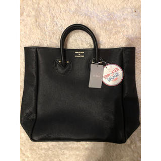 IENA - YOUNG&OLSEN EMBOSSED トートバッグ ハンドバッグ IENA