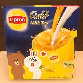 リプトン 濃厚 ミルクティー 香港限定 20本入り(茶)