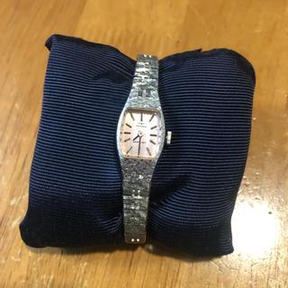テクノス(TECHNOS)のTECHNOS レディース 腕時計(腕時計)