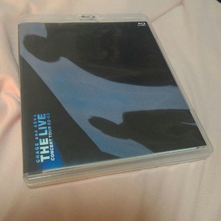 CHAGE and ASKA 「THE LIVE」Blu-ray(ミュージック)