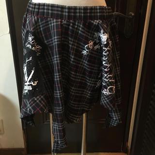 セックスポット(SEXPOT)のSEX POT変形スカート(ミニスカート)