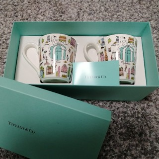 ティファニー(Tiffany & Co.)のTiffany cups(グラス/カップ)