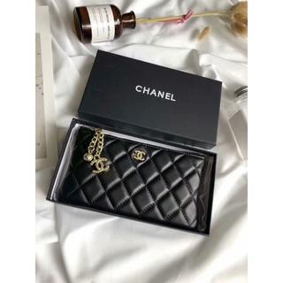 CHANEL - chanel     黒 ショルダーバッグ