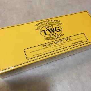 新品 TWG シルバームーン 高級 ティーパック(茶)