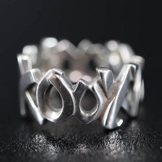 ティファニー(Tiffany & Co.)のティファニー ラブ & キス リング(リング(指輪))